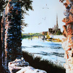 Cityscapes And Town Paintings