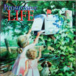 Progressive Life Magazine cover art by Hanne Lore Koehler