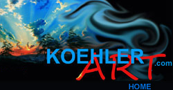 Order direct from artist at Koehler Art Studio Gallery