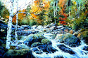 Autumn Landscape Paintings