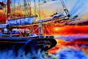 Ship And Boat Paintings