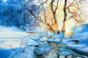 Winter Landscape Paintings